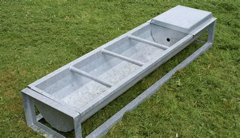 adult revolving water troughs