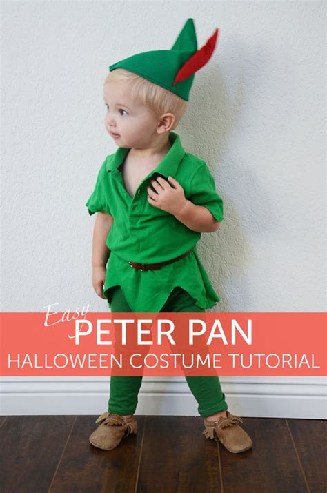 diy toddler boy costumes diy pan costume for
