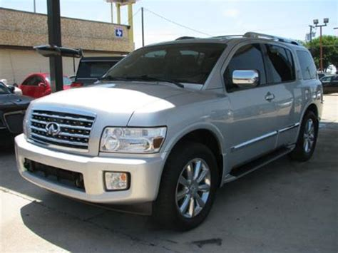 2008 infiniti qx56 for sale carsforsale com