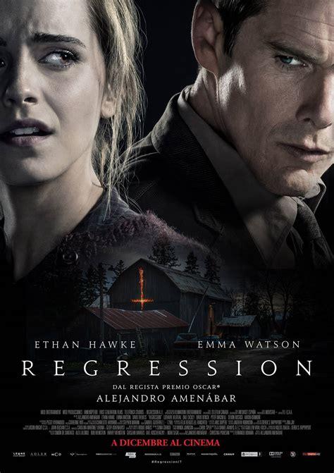 regression film emma watson trailer quot regression quot poster e trailer del film con emma watson e