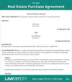 Commercial Real Estate Purchase Agreement Template real estate purchase agreement free real estate contract