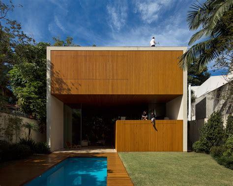 in house tetris house in s 227 o paulo by studio mk27