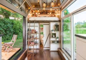 Tiny Home Interior the alpha tiny home tiny house design