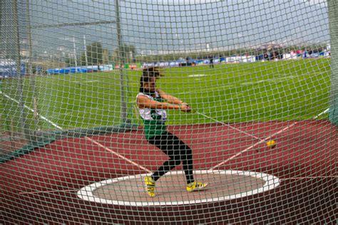 atletica pesaro atletica oro per le marche nel martello cadette
