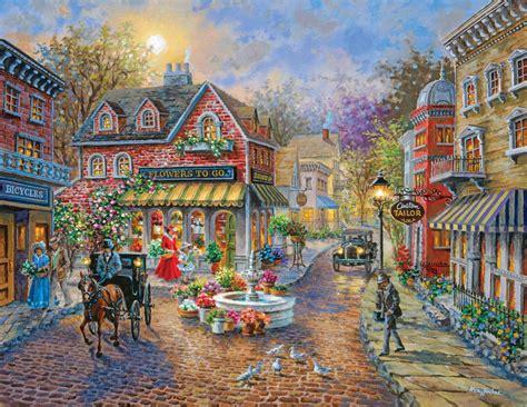 500 Jigsaw Puzzle cobblestone 500 jigsaw puzzle