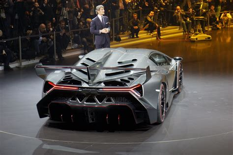 How Fast Is The Lamborghini Veneno 2013 Lamborghini Veneno Picture 495584 Car Review