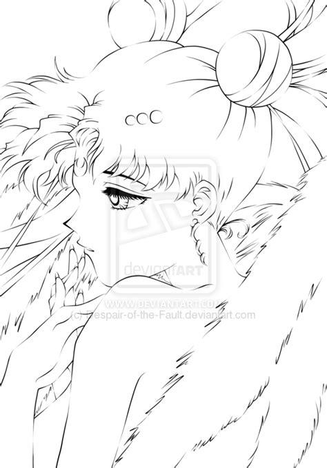 princess serenity coloring pages princess serenity sailor moon coloring pages coloring pages