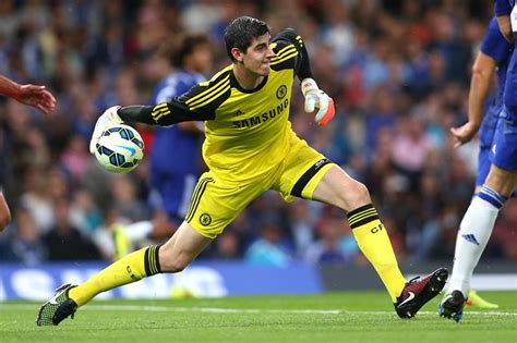 chelsea keeper chelsea keeper thibaut courtois signs new 5 year deal