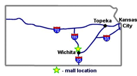 chisholm trail shopping center and outlet mall newton ks