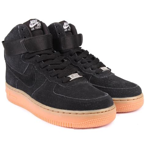 Nike Suede 1 nike air 1 07 suede black the sole supplier
