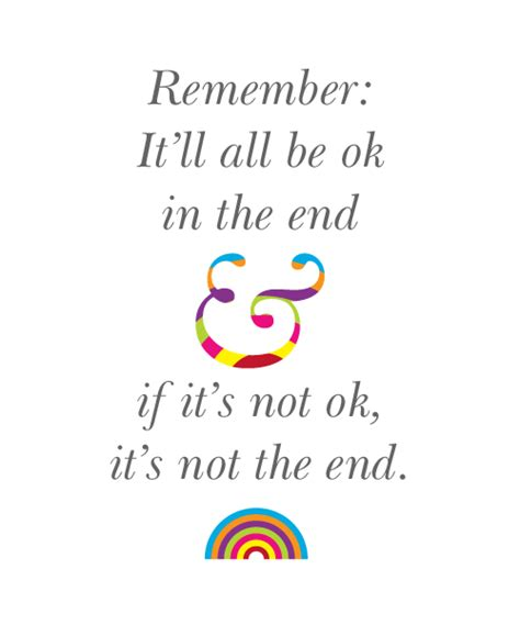 s day ending quote its not the end quotes quotesgram
