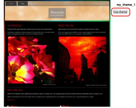 moodle theme upload moodle theme created with artisteer