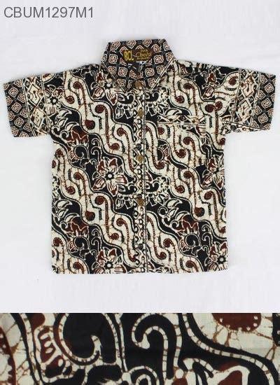 Kemeja Batik Anak Kemeja Batik Katun Batik Anak Kemeja Anak Kemeja Batik Anak Katun Kotemporer Klasik 1 Kemeja Murah