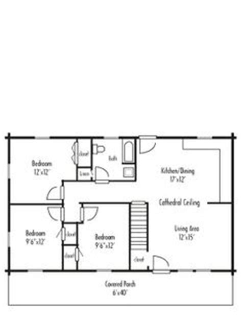 24x40 cabin floor plans 3br 2 bath 24x40 home for arch cabin a can