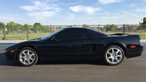1994 acura nsx 5 speed coupe manual