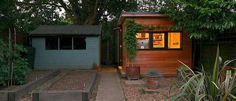 backyard studio prefab in it studios prefab garden office spaces let you work from your backyard backyard