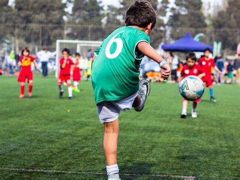 campeonato de baby futbol copa milo chile  llegara