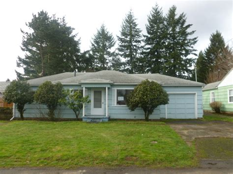 Property Records Portland Or 5421 Se 108th Ave Portland Or 97266 Foreclosed Home Information