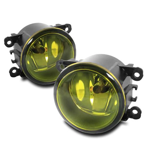 2007 acura rdx fog light replacement front bumper driving fog lights yellow for rdx tsx fusion