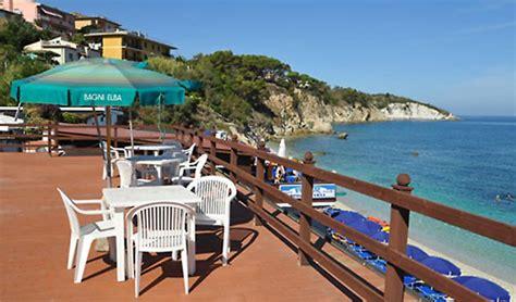 le ghiaie hotel le ghiaie all isola d elba hotel sul mare a