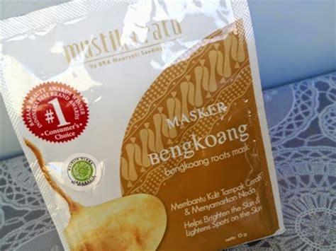 Harga Mustika Ratu Air Sari Mawar Putih review 17 masker bengkoang mustika ratu nisya