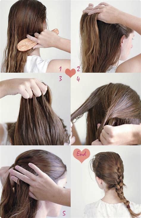 quick hairstyle   minutes wonderful diy