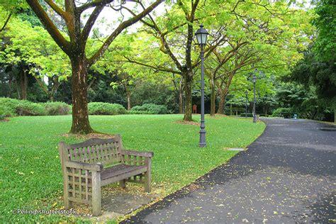 singapore botanic gardens world heritage site in the