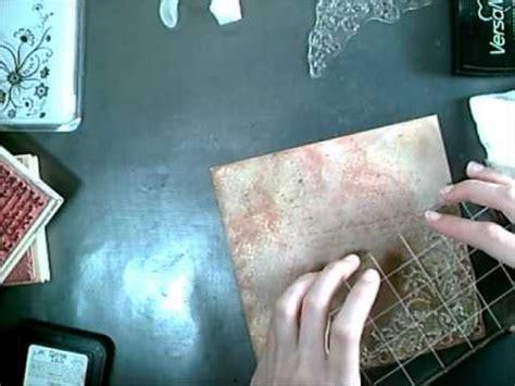 tutorial for scrapbook techniques scrapbooking techniques and tutorials playlist