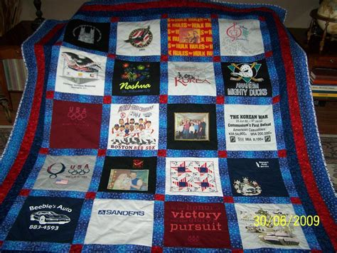 T Shirts To Quilts by You To See S T Shirt Quilt By Damsel
