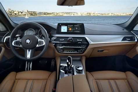5 Series Bmw Interior by 2017 Bmw 5 Series On Sale In Australia From 93 900