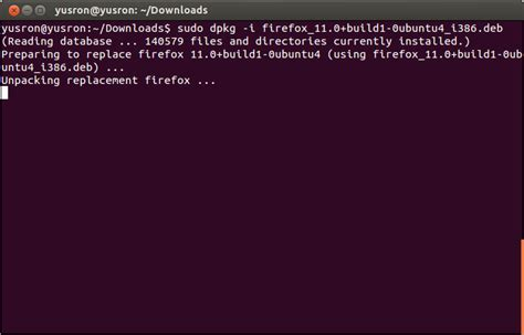 tutorial dpkg ubuntu cara install aplikasi ubuntu secara offline tutorial