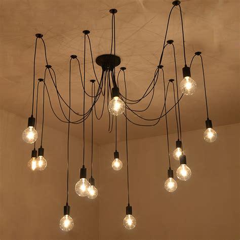 Lu Spider Lighting s160 214 r 252 mcek sark箟t 14 l 252 moira lighting
