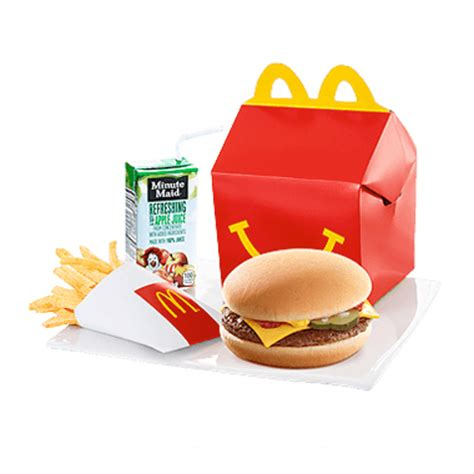 Happy 31 G Size mcdonald s happy meal 174 cheeseburger