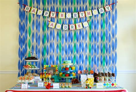 Birthday Decoration Ideas For Boy by It S Written On The Wall Fabulous Decorations For Any Of Celebration