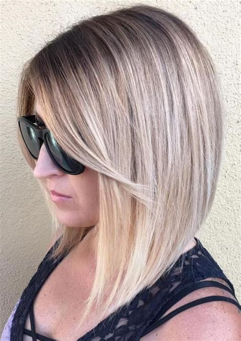 fantastic easy medium haircuts  shoulder length