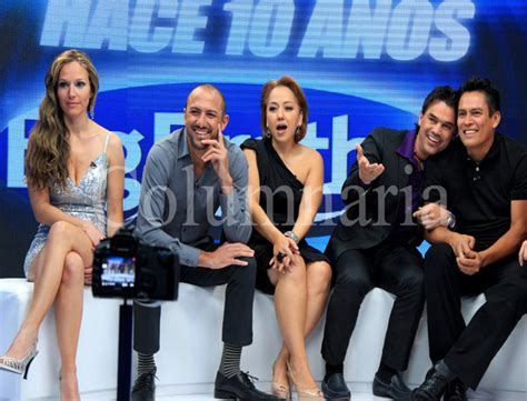 imagenes de big brother vip mexico la columnaria blog big brother m 233 xico 10 a 241 os 161 checa