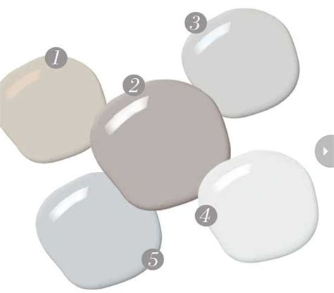 bathroom grey neutral paint colors and benjamin