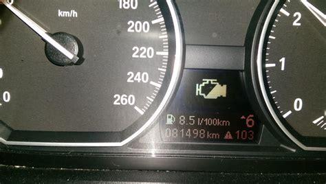 Bmw 1er Cabrio Handbuch by 2009er Cabrio Motorwarnleuchte L 252 Fterger 228 Usch 1er Bmw