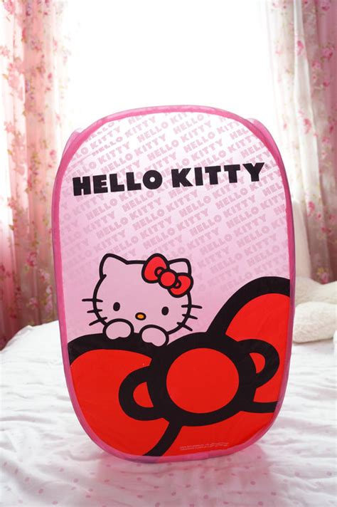 Hello Kitty Cute Laundry Basket End 5 1 2016 10 15 Am Hello Laundry