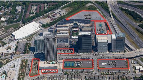 Atlantic County Property Records Amli Buys Key Atlantic Station Property Site Of