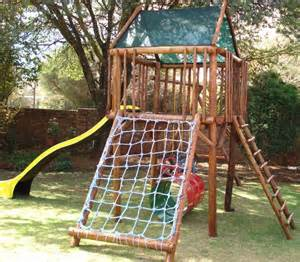 Backyard Climbing Structures by Jungle Gym Pictures And Ideas