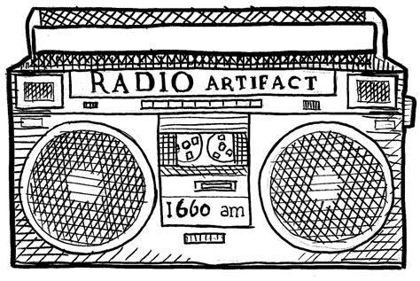 sketchbook radio radio artifact local independent radio 1660am and