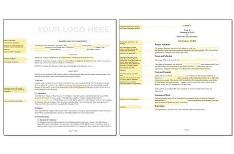 Obie Fernandez Master Service Agreement Msa And Statement Of Work Sow Bundle Msa Agreement Template