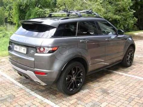 land rover south 2015 land rover range rover evoque si4 dynamic auto for