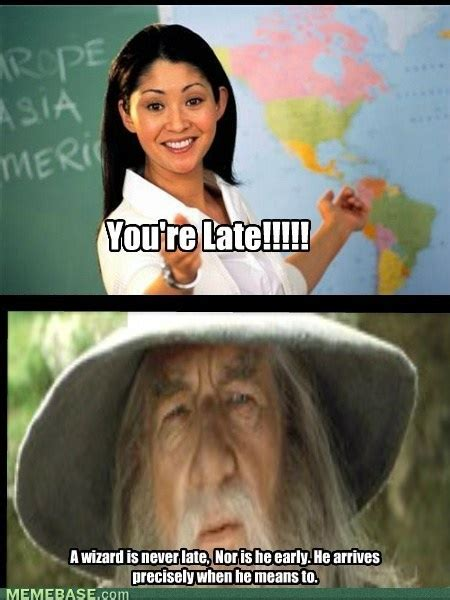 Internet Gangster Meme - internet memes gandalf owns teacher lotr pinterest