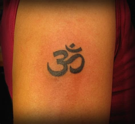 om tattoo for men 30 cool small tattoos for creativefan