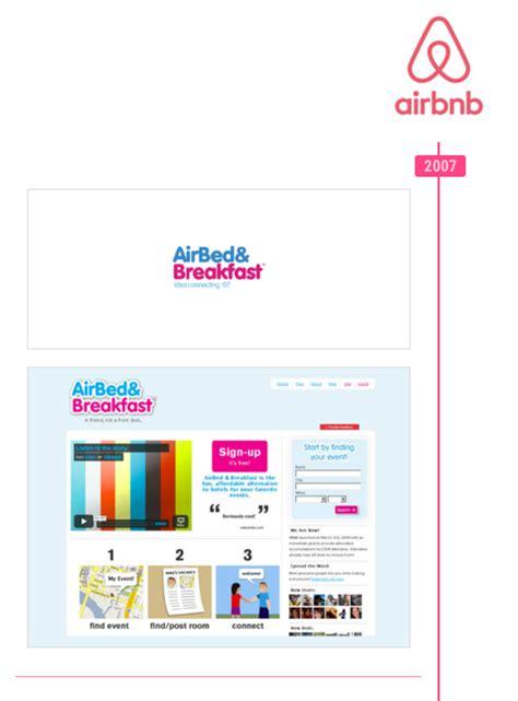 airbnb ux airbnb uberなど人気サービスのuxを数年前から時系列に見れるサイト ux timeline ideahack