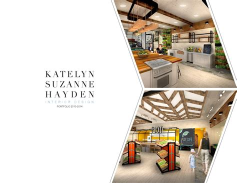 interior design portfolio by katelyn hayden issuu