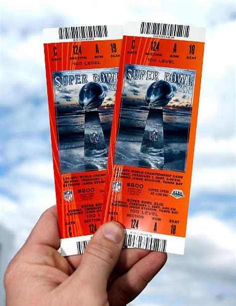 superbowl tickets the score hears super bowl tickets are a real gamble ny