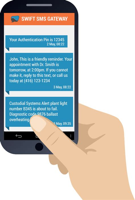 mobile sms in free sms api demo for developers and business